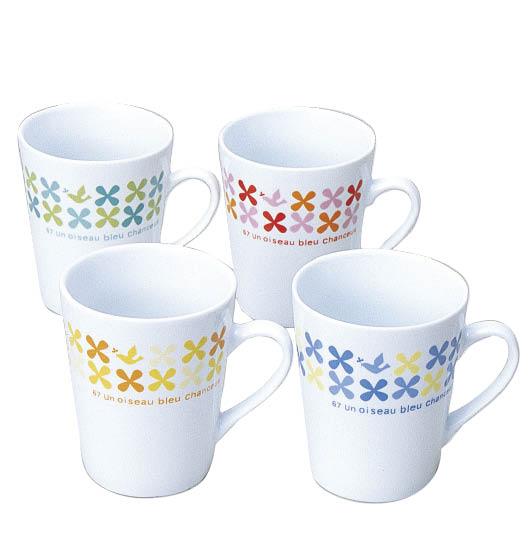 クローバーマグカップ
