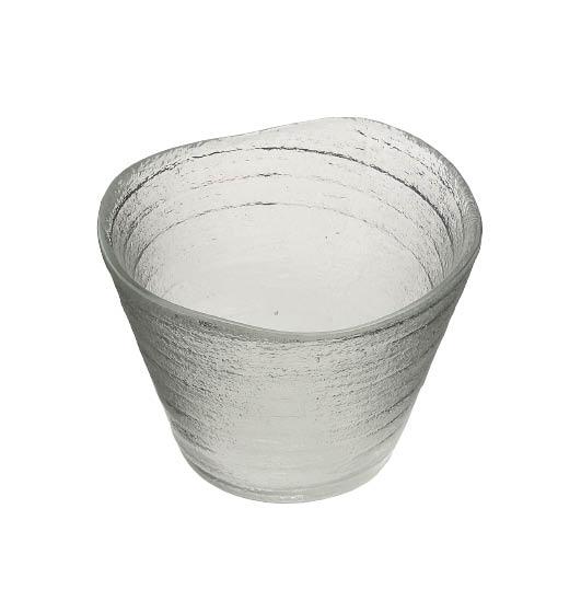 ガラスめんつゆ鉢 (クリアー)