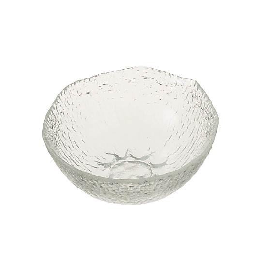 ガラス丸鉢 (クリアー)